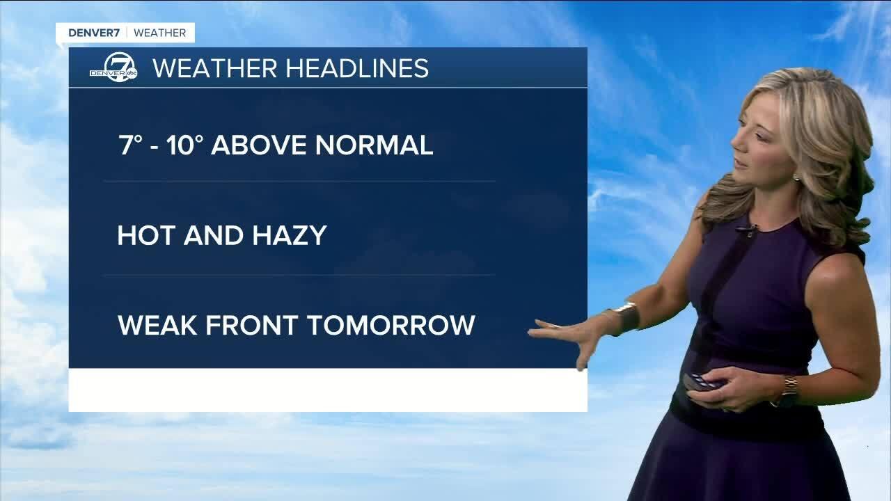 September 6 2021 5:15am forecast