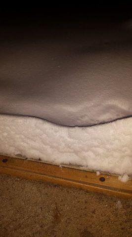 PHOTOS: Winter is back in Omaha Metro