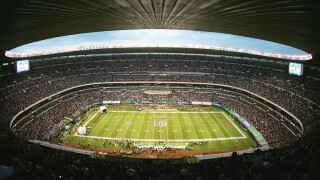 Chiefs-Rams game moved from Mexico City to LA due to field conditions