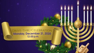 The annual West County Senior Center Christmas and Hannukkah celebration has been modified this year due to COVID-19 restrictions.