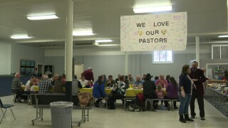 Foothills school hosted a luncheon to celebrate pastors