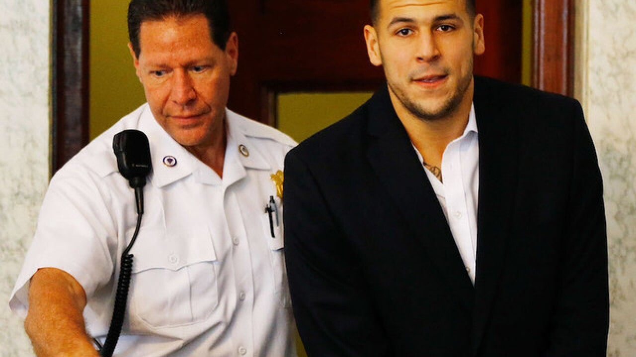 Aaron Hernandez found dead in jail cell