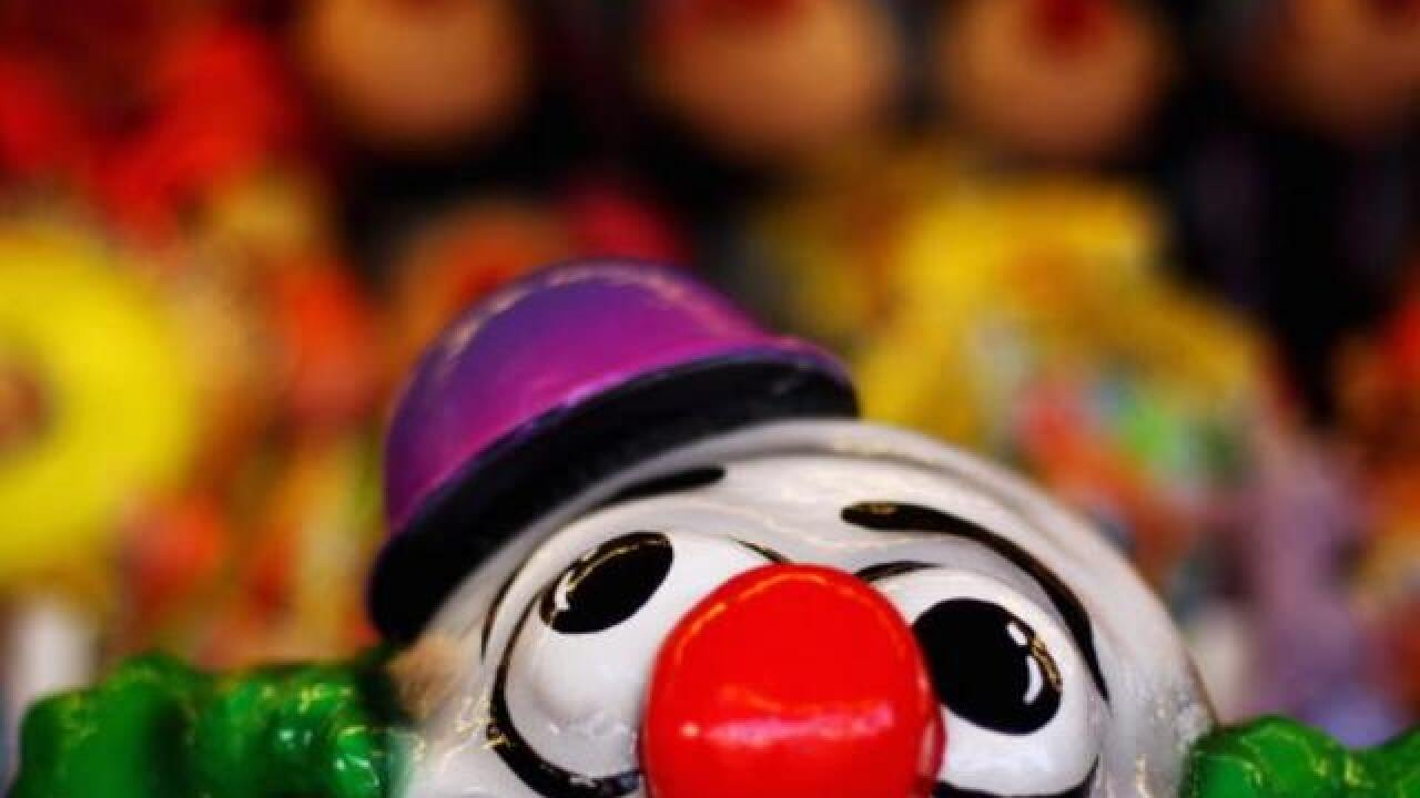 Man gets prison for drunkenly shooting at nonexistent clowns