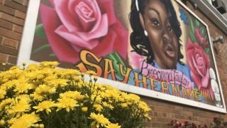 Breonna Taylor Mural Milwaukee