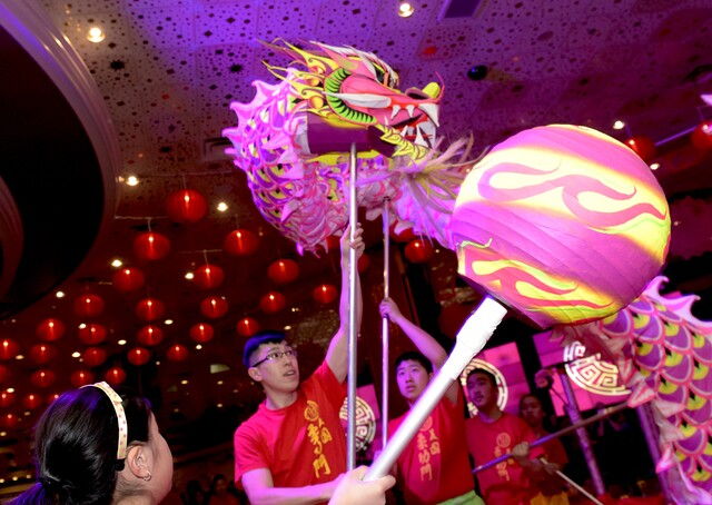 PHOTOS: Chinese New Year in Las Vegas