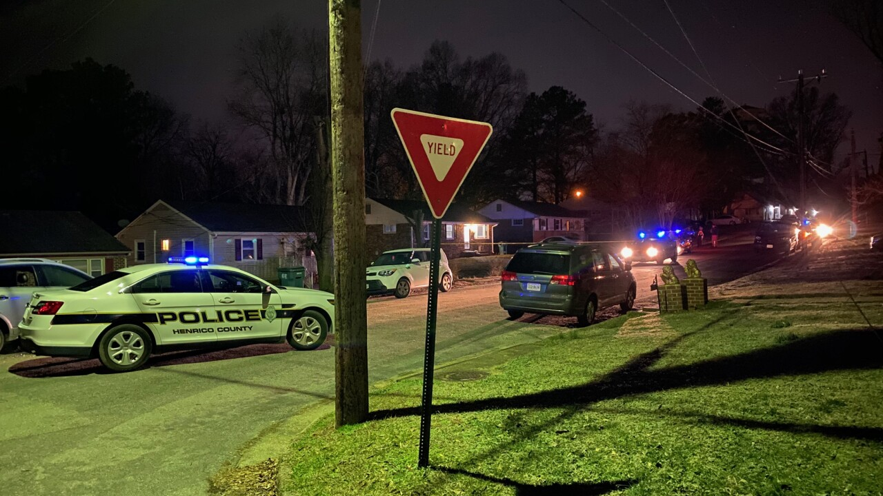 Pregnant woman, man shot in 'targeted' Henrico doubleshooting