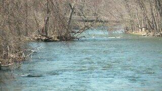 Kalamazoo River expected to rise as creeksdrain