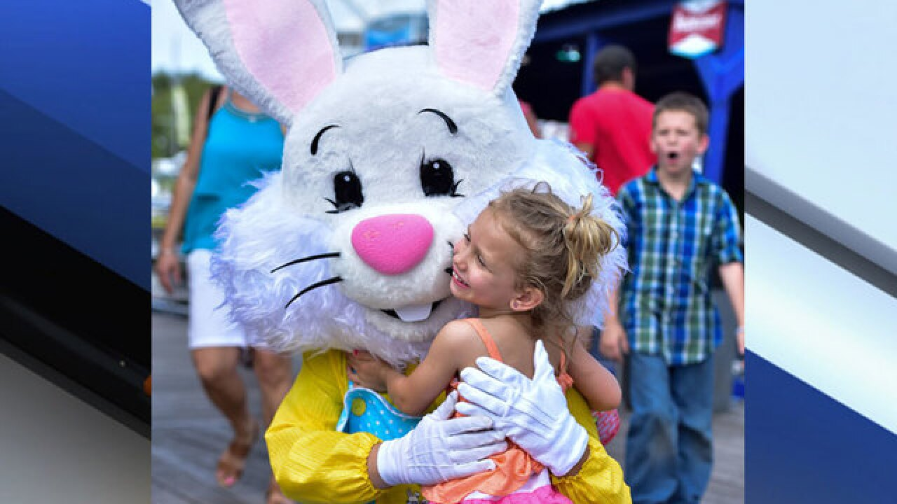 Where To Easter Brunch And Spot the Bunny