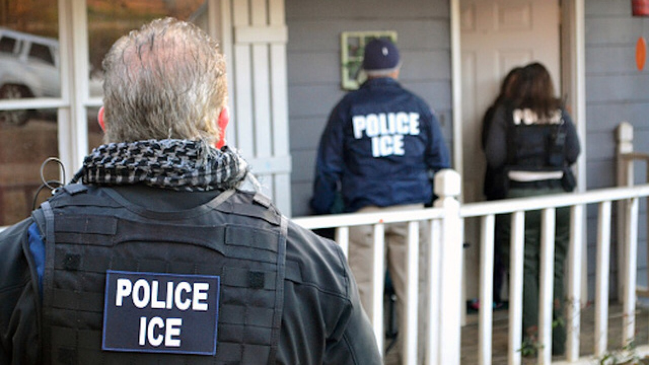 77 Northern California businesses raided by ICE