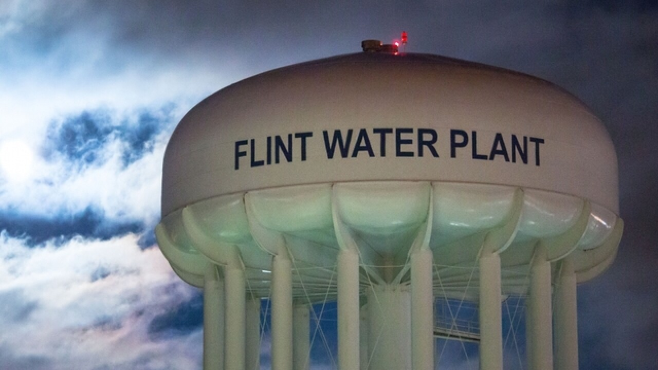 Senators reach deal for Flint aid