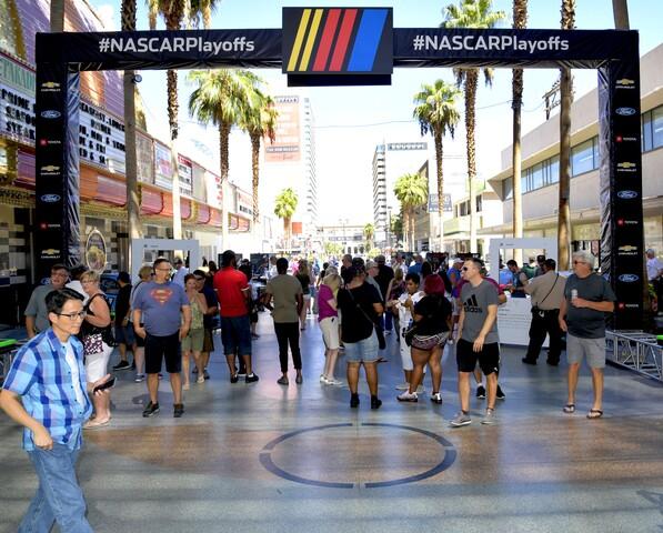 PHOTOS: NASCAR Weekend in Las Vegas 2018