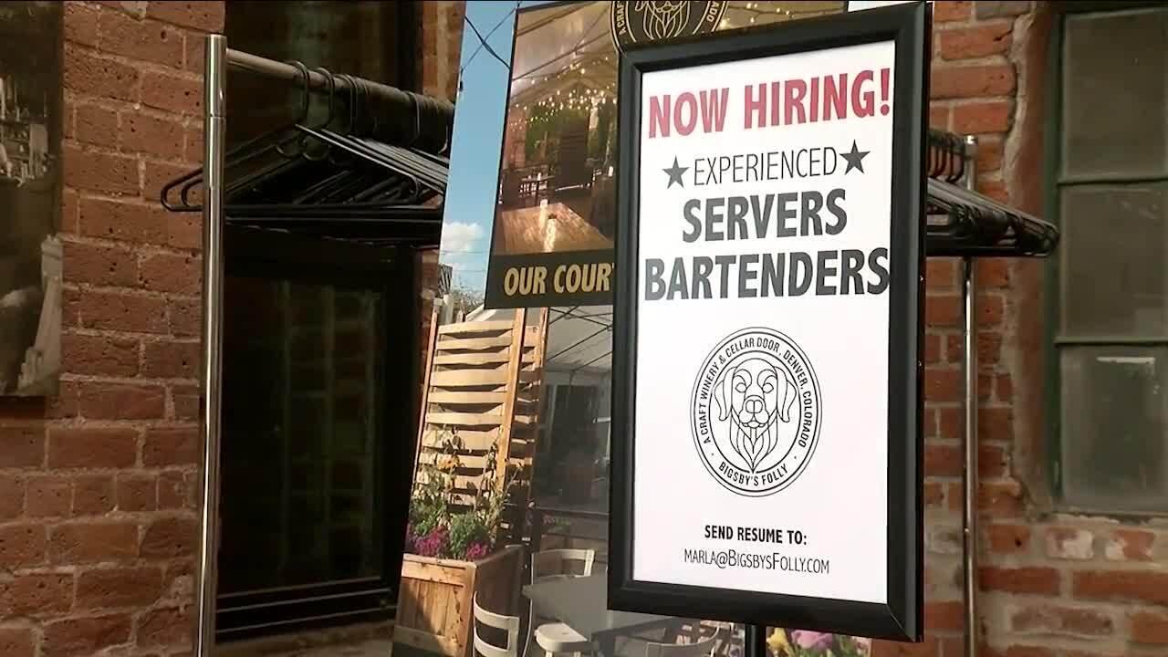 Restaurant workers needed around Colorado