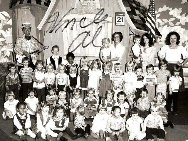 Classic Cincinnati: Childhood memories of 'Uncle Al Show' endure decades later