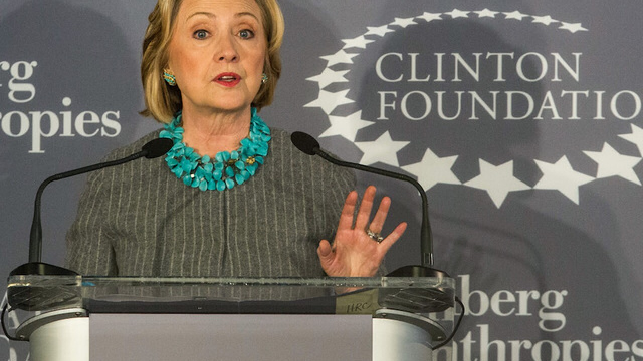 The Clinton Foundation — an explainer