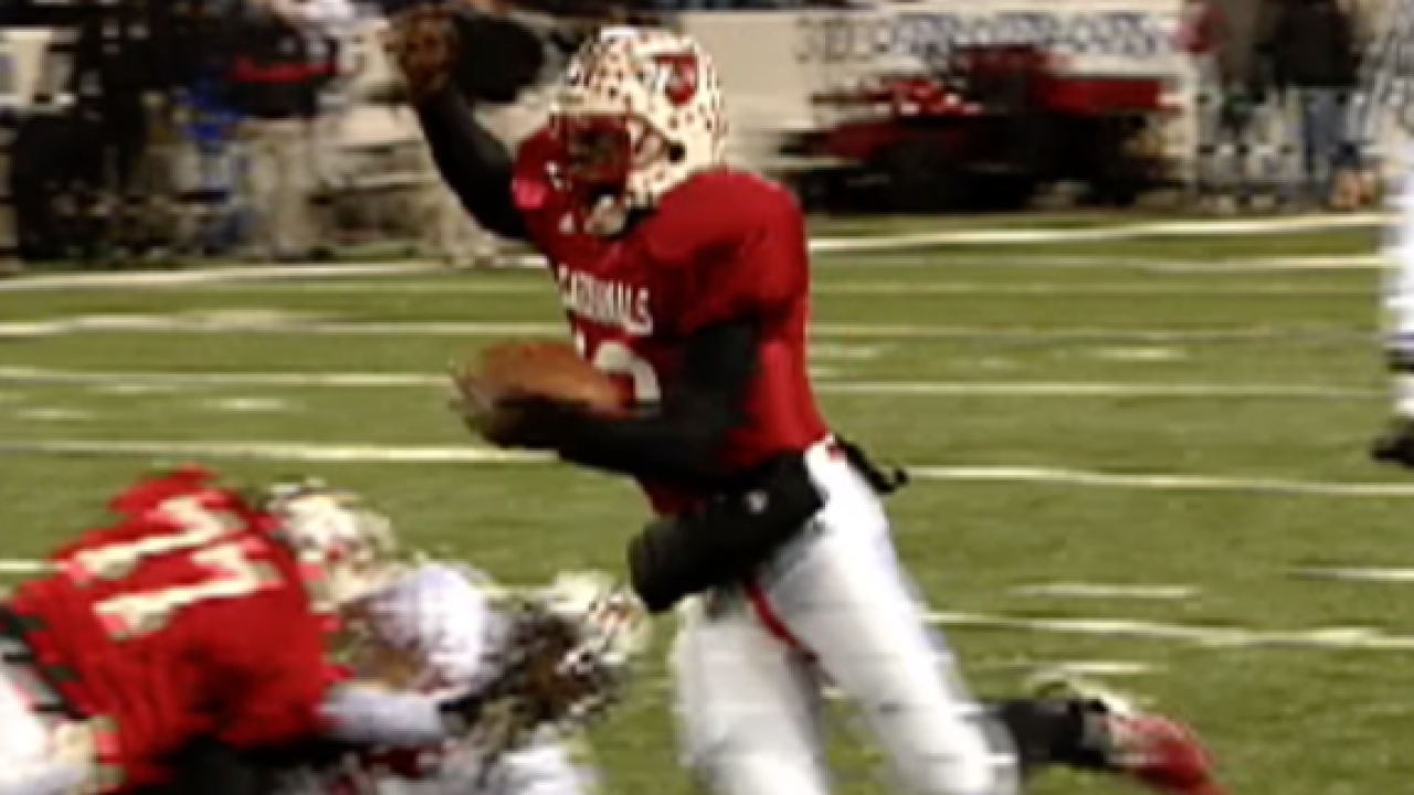 Sports Vault: It was Colerain all the way in '04