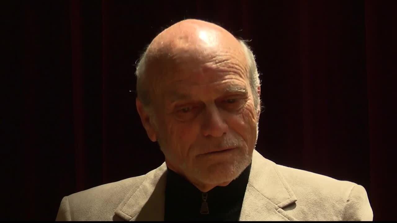 Holocaust Survivor Pete Metzelaar