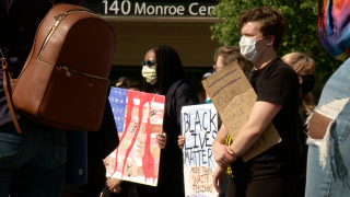 Kent County Health Department explains how protesting impacts coronavirus, how to do so safely