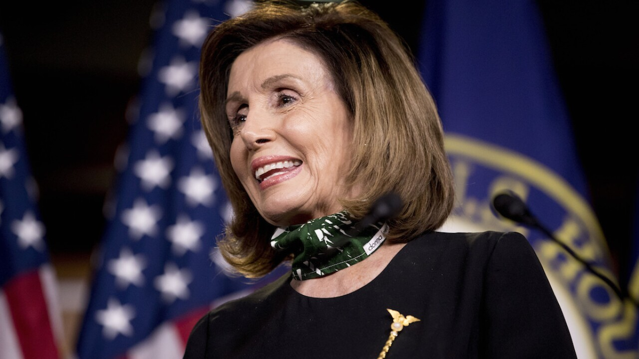 Heated House Democrats pass stimulus bill, which would provide 2nd $1,200 check for Americans