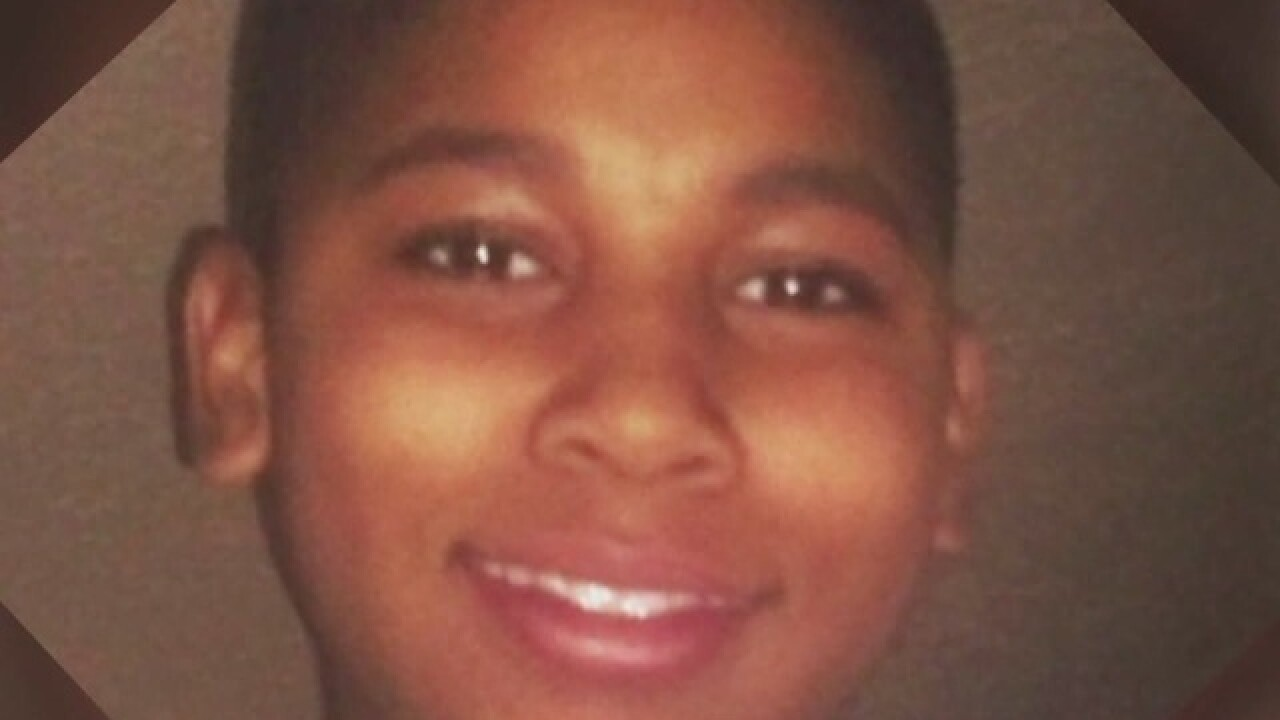 Cleveland officer's suspension for role in shooting death of Tamir Rice cut in half