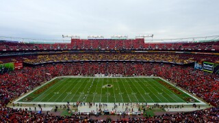 Hog-Wash: NFL shop bungles Redskins' home