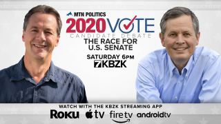Bullock, Daines to meet for second debate in Montana's US Senate race