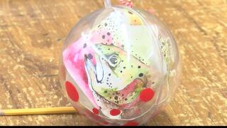 Ornament made at Hellgate High School adorns National Christmas Tree