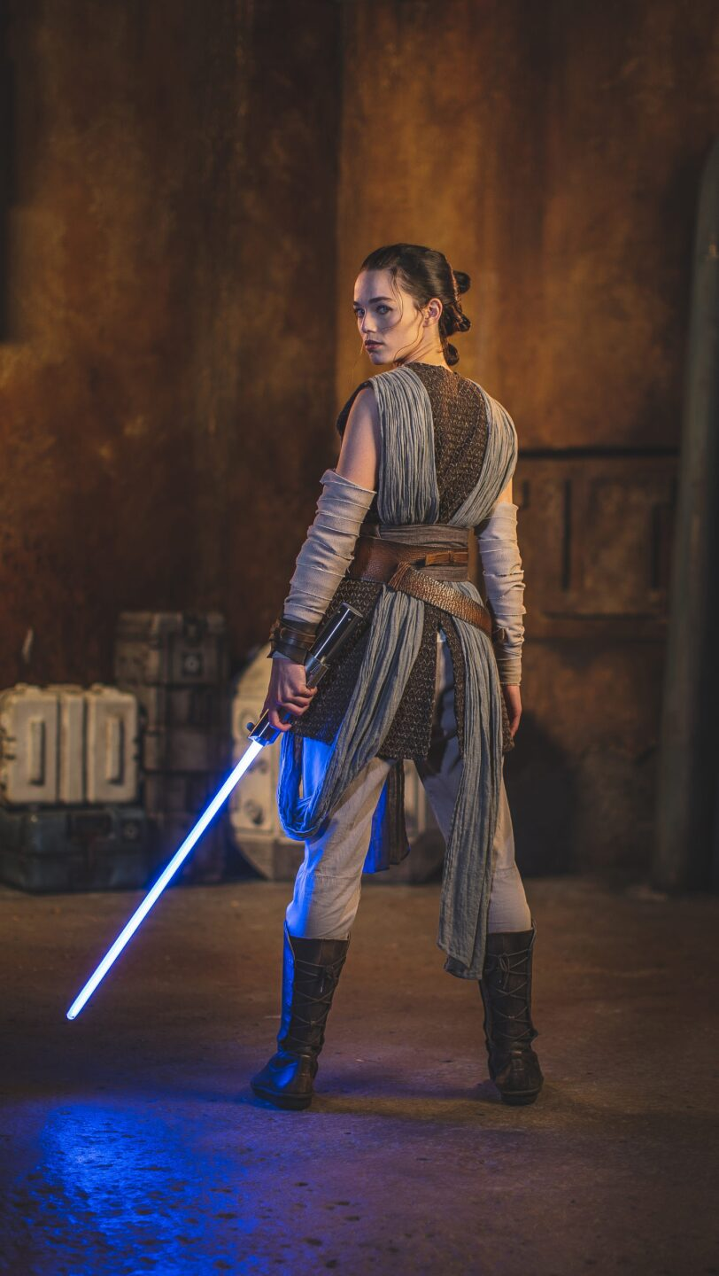 New, Realistic Lightsaber to Appear as Part of Star Wars: Galact