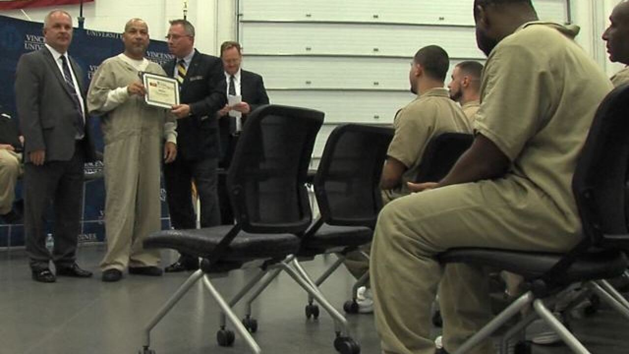 New program helps inmates after their release