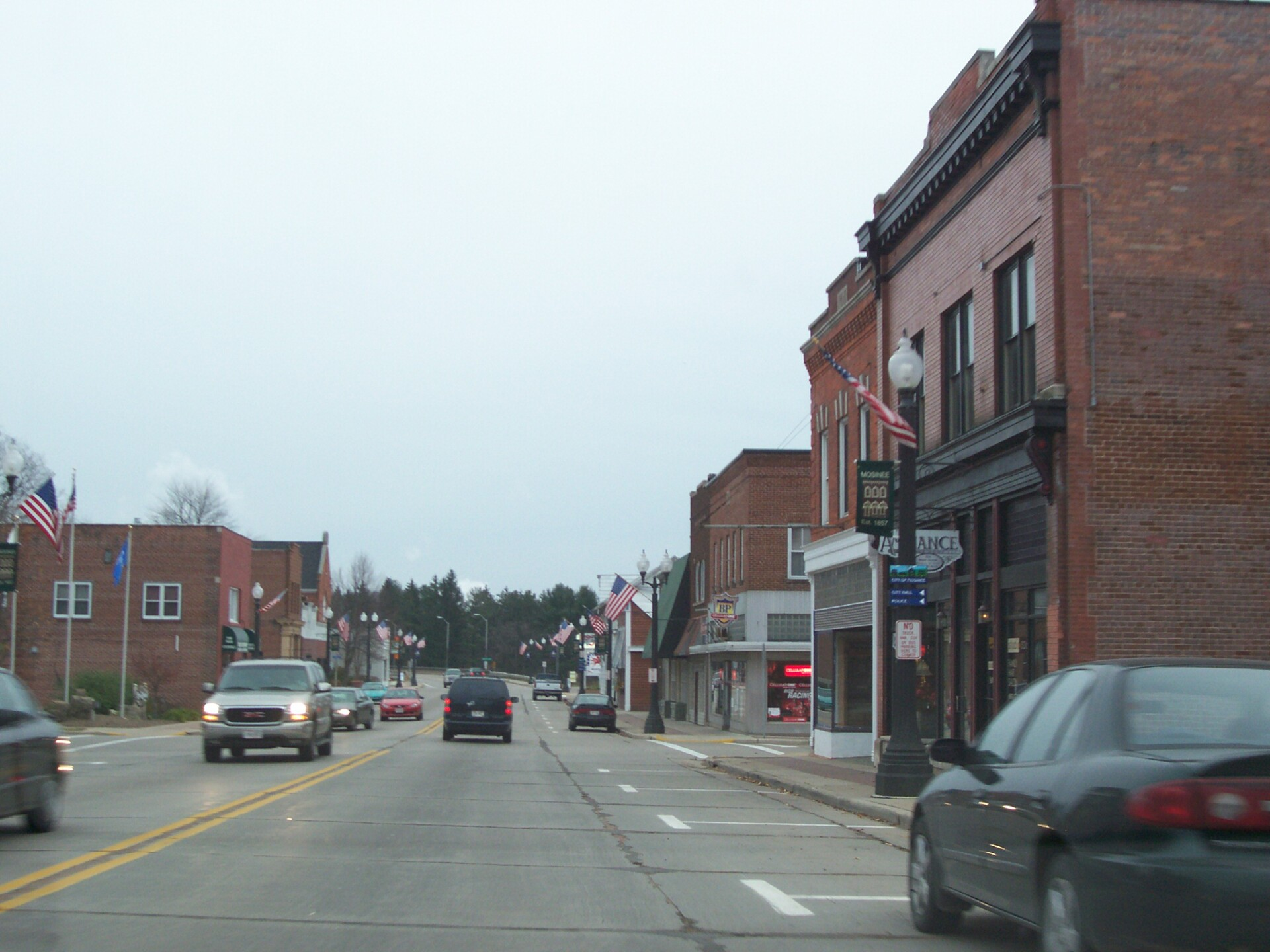 Mosinee, Wisconsin, is the 16th-safest city in the state.
