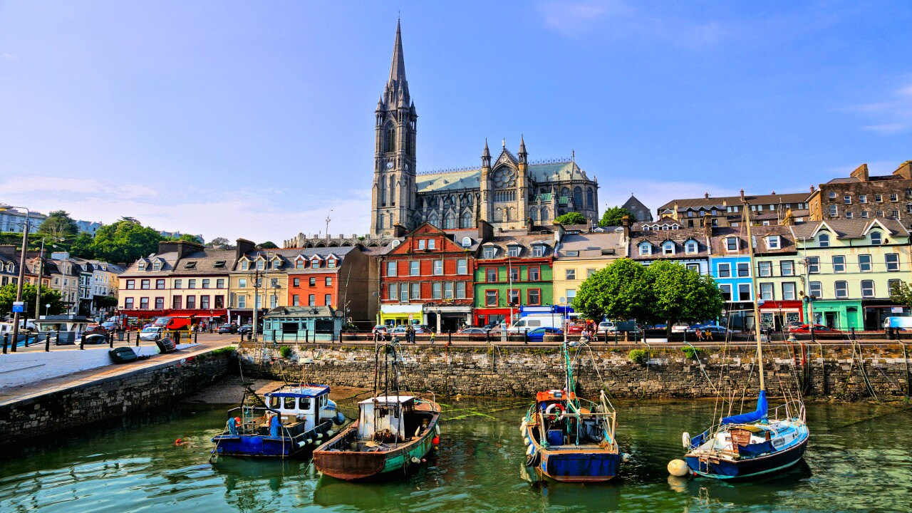 You can get round-trip flights to Ireland for $399 right now