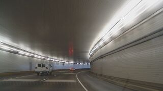 Traffic changes coming to SB Lytle Tunnel