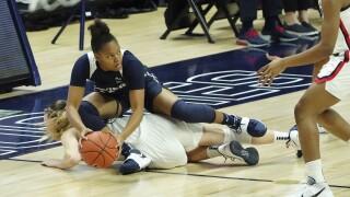 Xavier UConn Basketball
