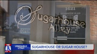 Sugar House or Sugarhouse?