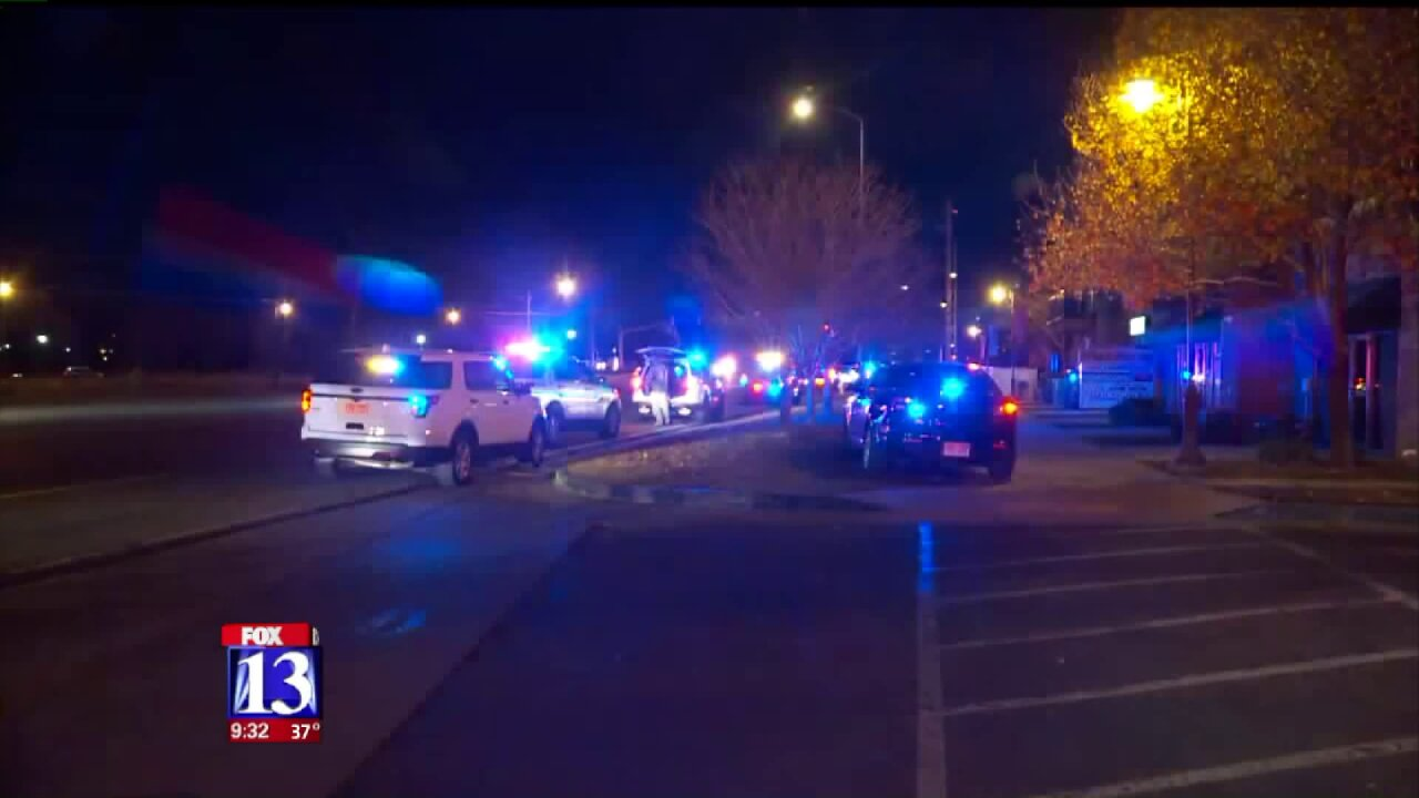 Witness speaks after police officer and two juveniles hospitalized in shooting in West ValleyCity