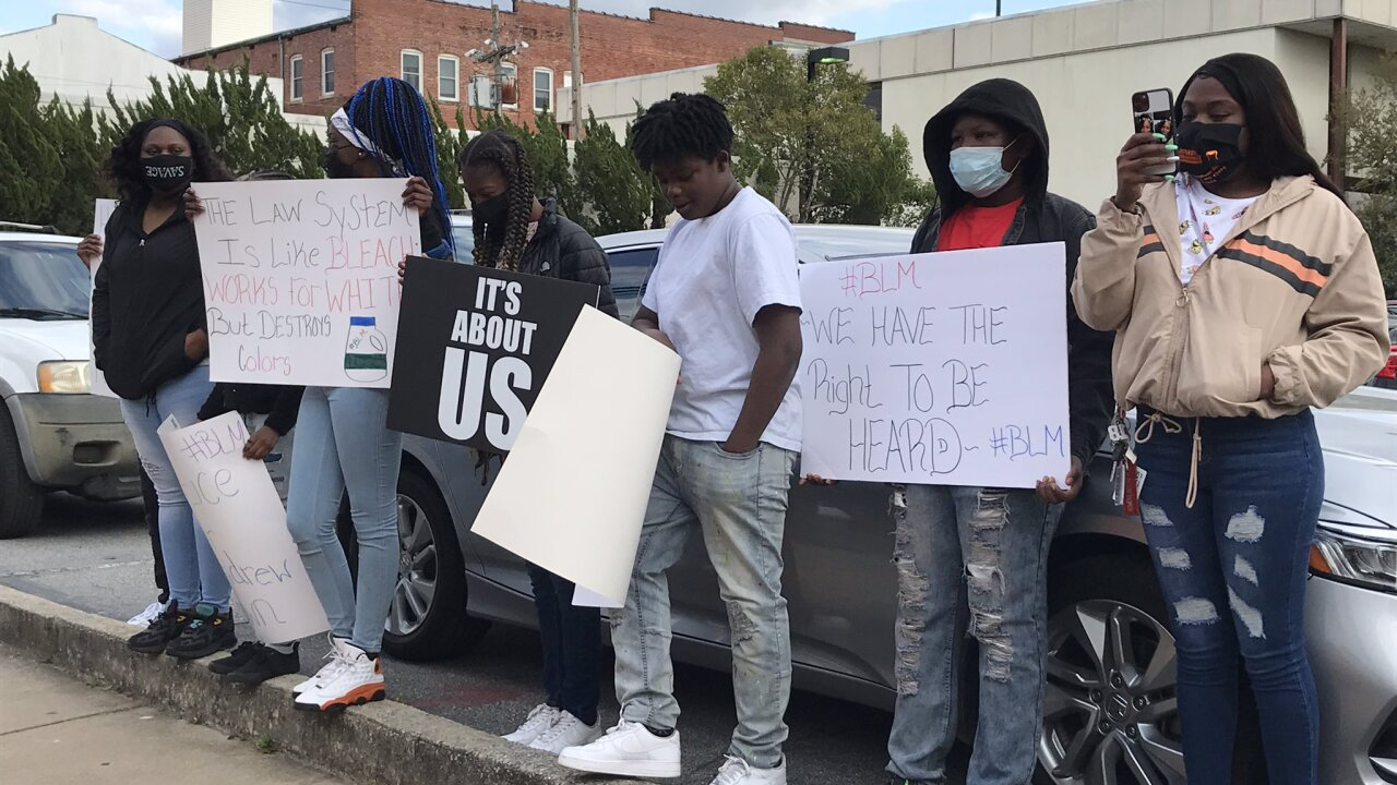 Andrew Brown protest (April 22) 3.jpg