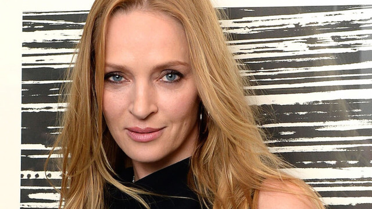 Uma Thurman breaks 'multiple bones' in horseback-riding accident, report says