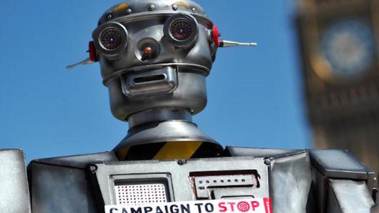 Experts warn Europe: Don't grant robots rights