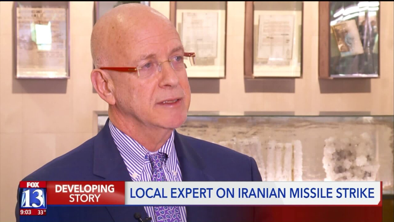 Local counter-terrorism and international law expert weighs in on U.S./Iran incidents
