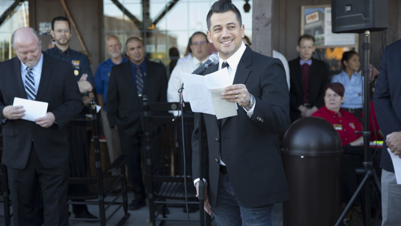 Second Cracker Barrel location opens in Vegas