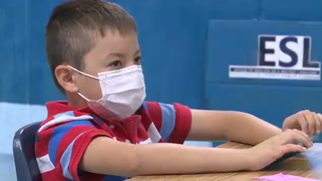 Chesterfield County school leaders vote unanimously to require masks for students, staff
