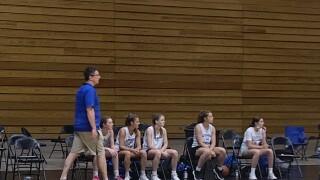 Brad VanTimmeren introduced as new girls basketball coach at GR Catholic