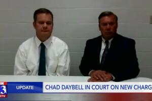 Chad Daybell in court