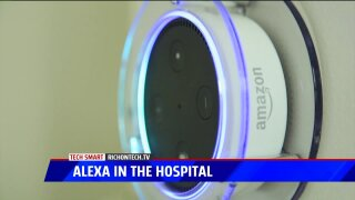 Tech Smart: Alexa helps out in the hospital