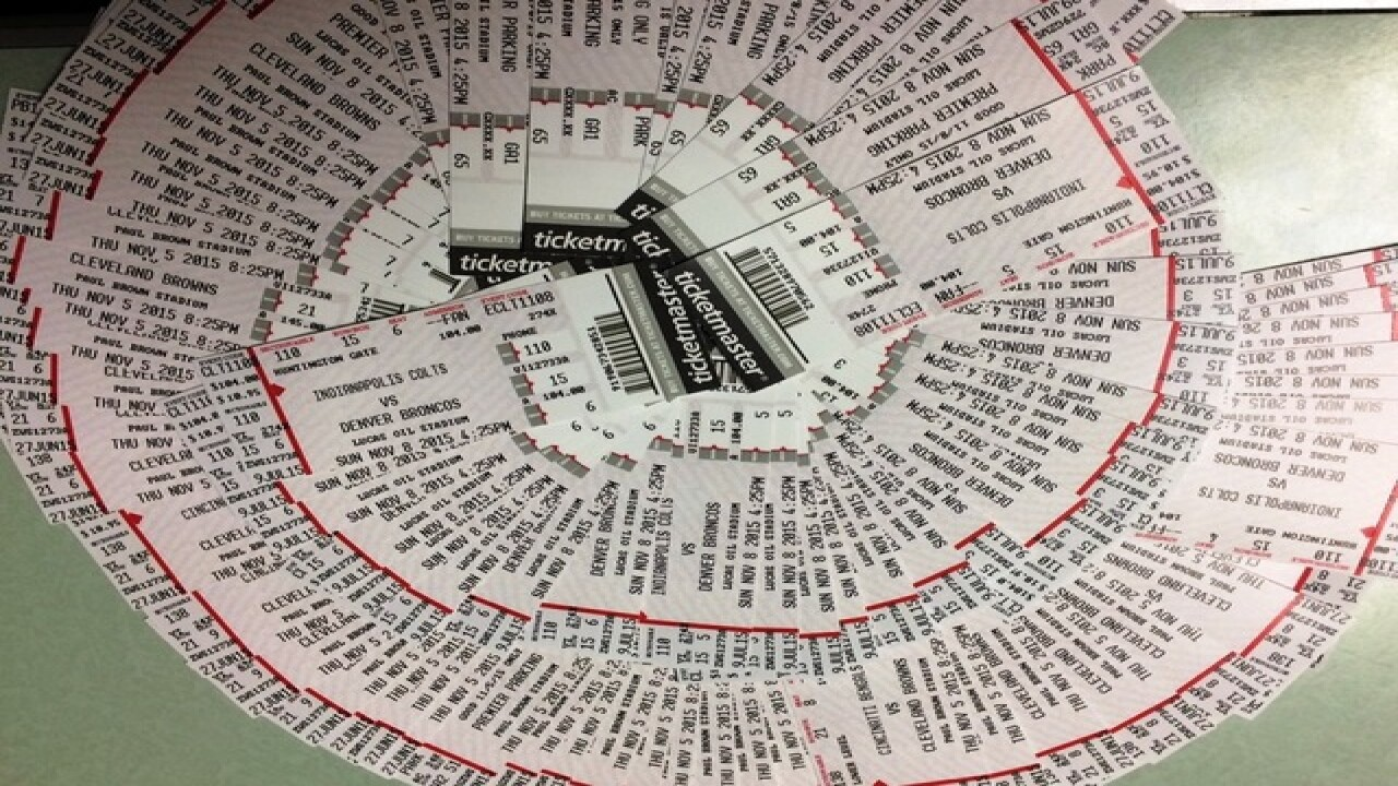 AG's warn of fake concert and Broadway tickets