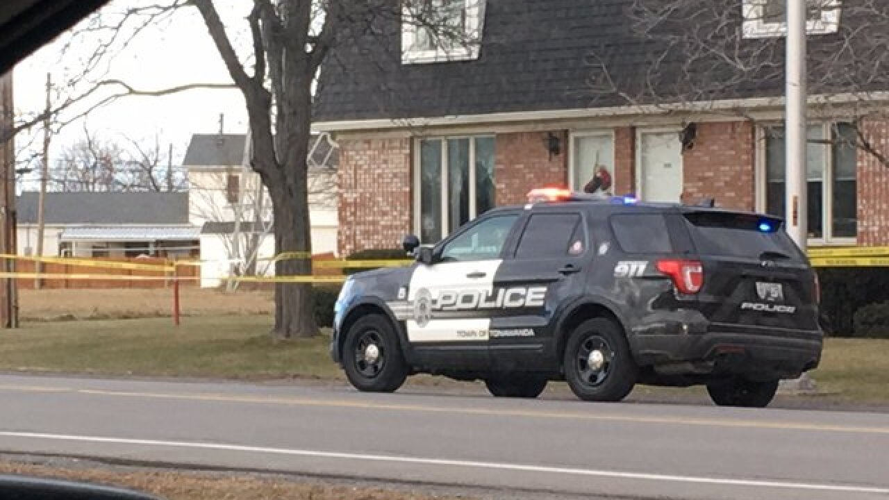 Elderly woman found dead in Tonawanda