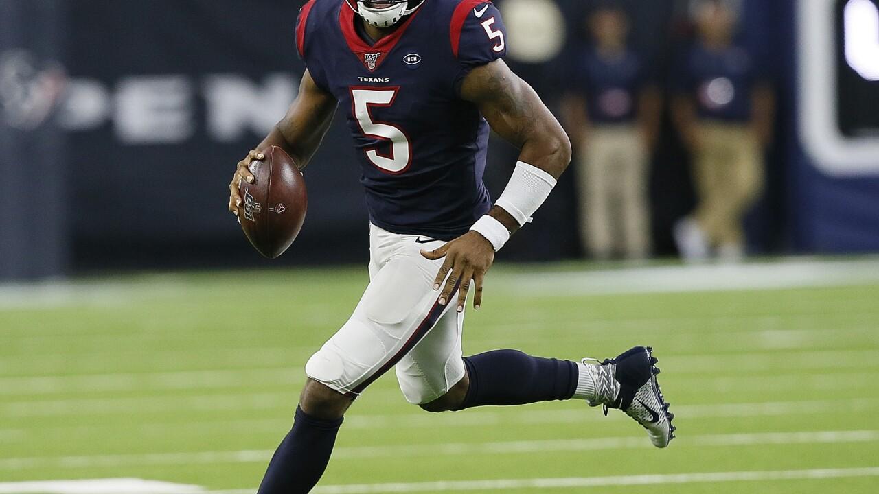 Texans edge Lions in second preseason game