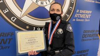 denver sheriff deputy ida mccomb