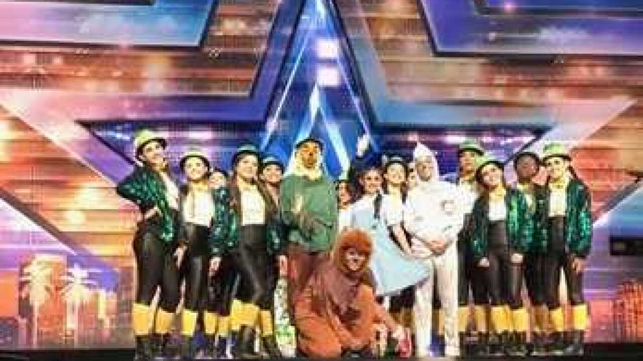 PAC dance team to appear on America's Got Talent