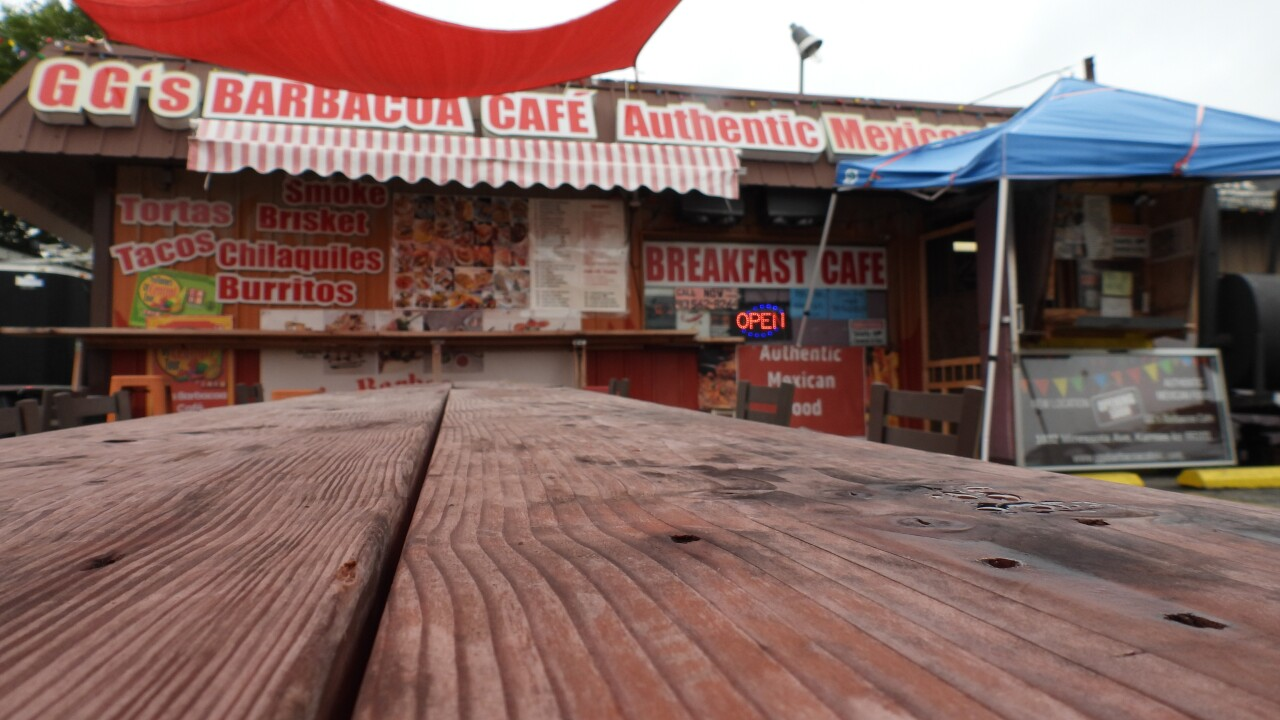 GG's Barbacoa Cafe feels like you're in Mexico.JPG