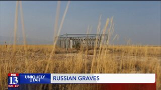 Uniquely Utah: Two Russian women buried in the 'middle of nowhere'